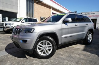 2018 Jeep Grand Cherokee WK MY18 Laredo Grey 8 Speed Sports Automatic Wagon.