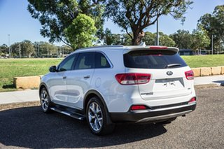 2015 Kia Sorento UM MY16 Platinum AWD White 6 Speed Sports Automatic Wagon