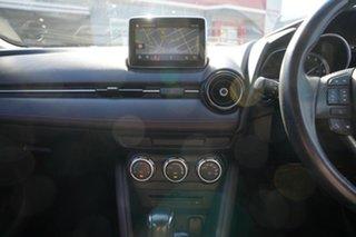 2015 Mazda 2 DJ Genki Blue 6 Speed Automatic Hatchback