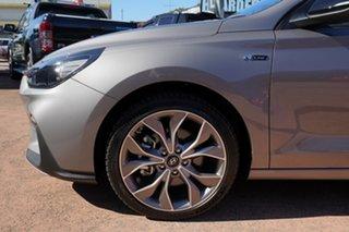 2020 Hyundai i30 PD.3 MY20 N Line (Sunroof) Grey 6 Speed Manual Hatchback.