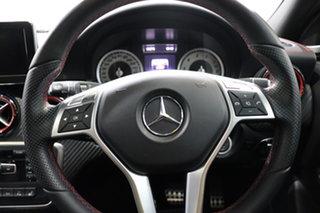2013 Mercedes-Benz A-Class W176 A250 D-CT Sport Black/Grey 7 Speed Sports Automatic Dual Clutch