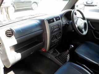 2007 Suzuki Jimny SN413 T6 Z Series Grey 5 Speed Manual Hardtop