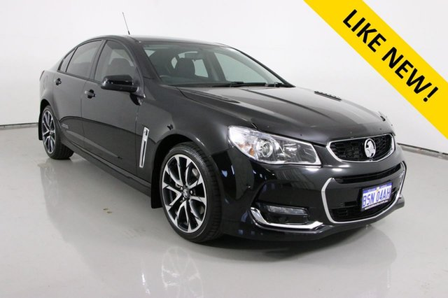 Used Holden Commodore VF II MY17 SS Bentley, 2017 Holden Commodore VF II MY17 SS Phantom 6 Speed Automatic Sedan