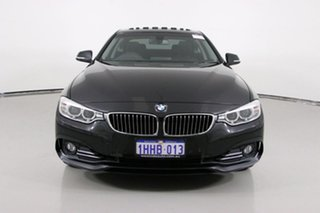2013 BMW 428i F32 Sport Line Black 8 Speed Automatic Coupe.
