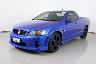 2008 Holden Commodore VE SS-V Blue 6 Speed Automatic Utility.