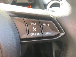2021 Mazda 2 DJ2HA6 G15 SKYACTIV-MT Pure Eternal Blue 6 Speed Manual Hatchback