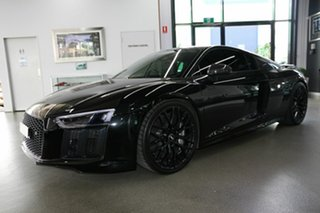 2016 Audi R8 4S MY17 Plus S Tronic Quattro Black 7 Speed Sports Automatic Dual Clutch Coupe