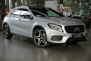 2018 Mercedes-Benz GLA-Class X156 809MY GLA220 d DCT Silver 7 Speed Sports Automatic Dual Clutch.