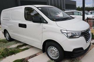 2021 Hyundai iLOAD TQ4 MY21 Creamy White 5 Speed Automatic Van.