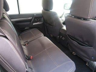 2014 Mitsubishi Pajero NX MY15 GLS Grey 5 Speed Sports Automatic Wagon
