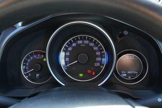 2014 Honda Jazz GK MY15 VTi Red Continuous Variable Hatchback