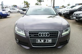 2010 Audi A5 8T MY10 Sportback S Tronic Quattro Grey 7 Speed Sports Automatic Dual Clutch Hatchback.