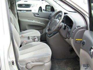 2011 Kia Grand Carnival VQ MY11 SI Adventurine Silver 6 Speed Sports Automatic Wagon