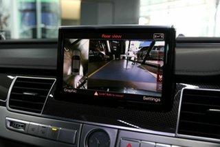 2014 Audi S8 4H MY15 Tiptronic Quattro Grey 8 Speed Sports Automatic Sedan