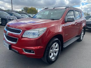 2014 Holden Colorado 7 RG MY14 LTZ Red 6 Speed Sports Automatic Wagon
