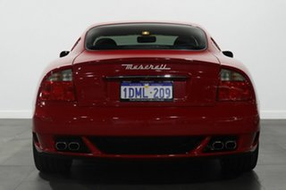 2007 Maserati GRANSPORT M138 Cambiocorsa Red 6 Speed Sports Automatic Single Clutch Coupe