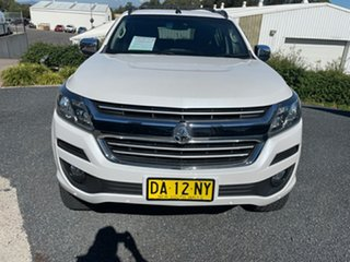 2019 Holden Trailblazer RG MY19 LTZ White 6 Speed Sports Automatic Wagon.