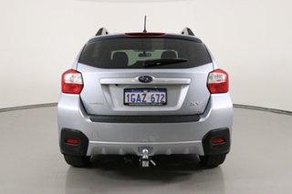 2015 Subaru XV MY14 2.0I-L Silver Continuous Variable Wagon