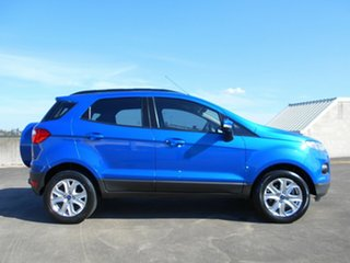 2015 Ford Ecosport BK Trend PwrShift Blue 6 Speed Sports Automatic Dual Clutch Wagon.