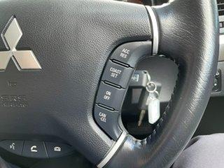2019 Mitsubishi Pajero NX MY20 GLS White 5 Speed Sports Automatic Wagon