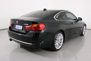 2013 BMW 428i F32 Sport Line Black 8 Speed Automatic Coupe