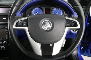 2008 Holden Commodore VE SS-V Blue 6 Speed Automatic Utility