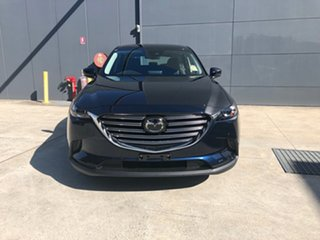 2021 Mazda CX-9 TC Touring SKYACTIV-Drive i-ACTIV AWD Deep Crystal Blue 6 Speed Sports Automatic.