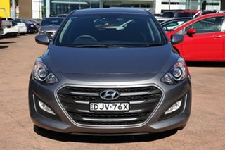 2016 Hyundai i30 GD4 Series 2 Update Active Grey 6 Speed Manual Hatchback