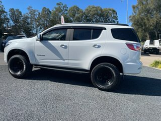 2019 Holden Trailblazer RG MY19 LTZ White 6 Speed Sports Automatic Wagon