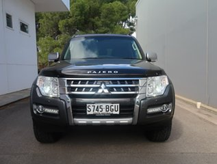 2014 Mitsubishi Pajero NX MY15 GLS Grey 5 Speed Sports Automatic Wagon