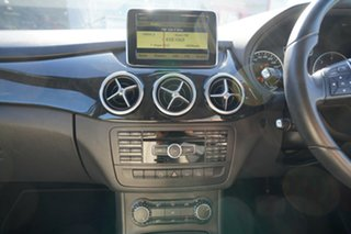 2012 Mercedes-Benz B200 246 CDI BE Blue 7 Speed Auto Direct Shift Hatchback