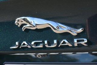2015 Jaguar XE X760 MY16 20d R-Sport Green 8 Speed Sports Automatic Sedan.
