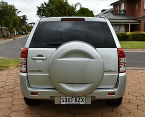 2012 Suzuki Grand Vitara JB MY13 Urban 2WD Silver 5 Speed Manual Wagon