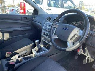 2007 Ford Focus LT CL Red 5 Speed Manual Hatchback
