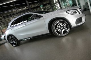 2018 Mercedes-Benz GLA-Class X156 809MY GLA220 d DCT Silver 7 Speed Sports Automatic Dual Clutch
