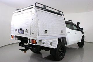 2016 Mitsubishi Triton MQ MY16 GLS (4x4) White 5 Speed Automatic Dual Cab Utility