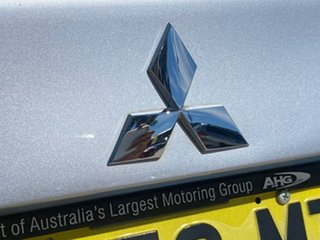 2016 Mitsubishi ASX LS Silver Constant Variable Wagon