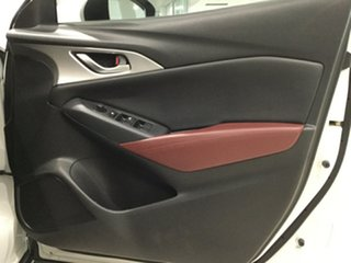 2015 Mazda CX-3 DK2W7A sTouring SKYACTIV-Drive Ceramic/dk 6 Speed Sports Automatic Wagon