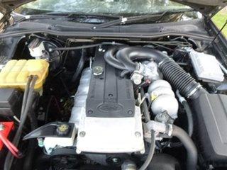 2006 Ford Falcon BF Futura White Sports Automatic Sedan.