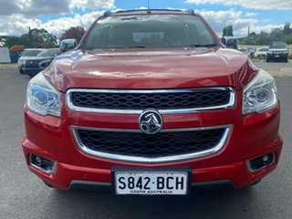 2014 Holden Colorado 7 RG MY14 LTZ Red 6 Speed Sports Automatic Wagon.