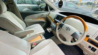 2010 Toyota Tarago GSR50R MY09 GLi Grey 6 Speed Sports Automatic Wagon