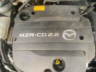 2011 Mazda 3 BL10C2 MZR-CD Metallic Silver 6 Speed Manual Sedan