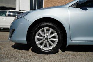 2015 Toyota Camry ASV50R Altise Blue 6 Speed Sports Automatic Sedan.