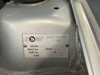 1998 Holden Special Vehicles GTS VT Silver 6 Speed Manual Sedan