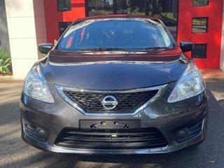 2015 Nissan Pulsar B17 Series 2 ST Metallic Grey 1 Speed Constant Variable Sedan