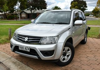 2012 Suzuki Grand Vitara JB MY13 Urban 2WD Silver 5 Speed Manual Wagon.