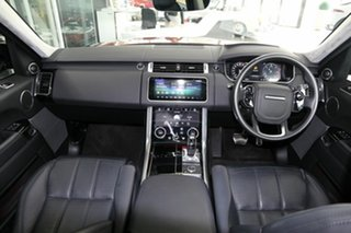 2018 Land Rover Range Rover Sport L494 19MY Autobiography Dynamic Red 8 Speed Sports Automatic Wagon