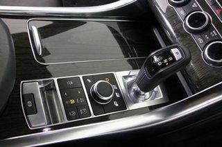 2015 Land Rover Range Rover LW MY15 Sport 3.0 TDV6 SE Black 8 Speed Automatic Wagon