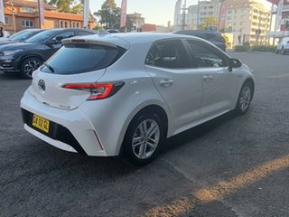 2019 Toyota Corolla ZWE211R Ascent Sport E-CVT Hybrid White 10 Speed Constant Variable Hatchback