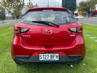 2015 Mazda 2 DJ2HAA Genki SKYACTIV-Drive Soul Red 6 Speed Sports Automatic Hatchback